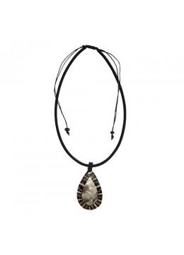Resin Pendant Seashell Sliding Necklace Factory