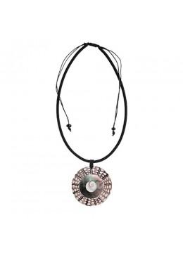 Resin Pendant Seashell Sliding Necklace Latest