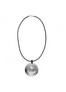 Bali Seashell Resin Pendant Sliding Necklace Best Selling