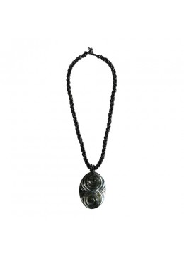 Penden Mop Shell Sliding Necklace Prodction