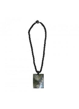 Penden Mop Shell Sliding Necklace Wholesale