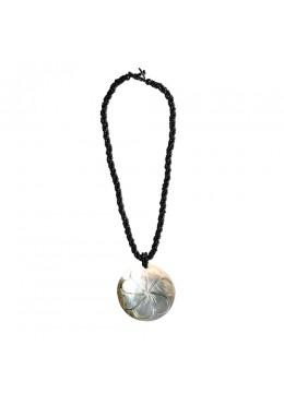 Penden Mop Shell Sliding Necklace Affordable