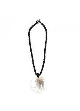 Penden Mop Shell Sliding Necklace Cheap