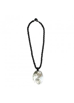 Penden Mop Shell Sliding Necklace Top Selling