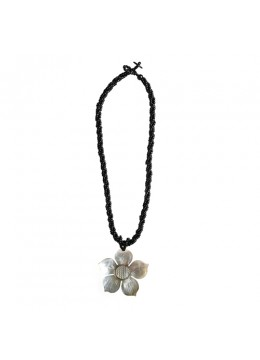 Bali Penden Mop Shell Sliding Necklace For Sale