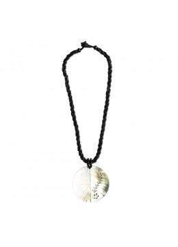 Bali Penden Mop Shell Sliding Necklace Affordable