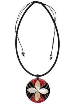 Seashell Resin Pendant Sliding Necklace Manufacturer