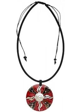 Resin Pendant Seashell Sliding Necklace Best Selling
