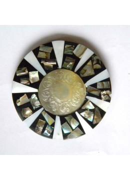 Abalone Shell Pendant