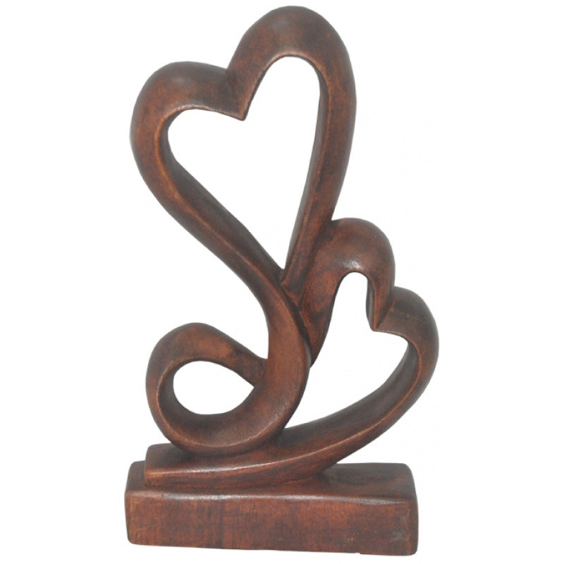 Wood Carving Abstract Hearth