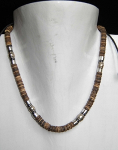 Necklace coco bead