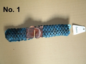 Coco Bead Stretch Belt