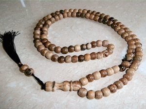 Agarwood Bead Prayer