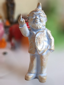 Affordable Resin Santa Claus Figurines