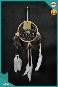 Affordable Small Hanging Dreamcatcher Net