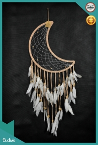 2017 Top Selling Moon Dream Catcher Net