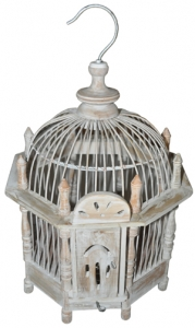 Birdcage octagon 8 S Bird House