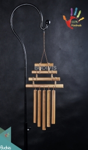Bali Wholesale Angklung Style Out Door Hanging Bamboo Windchimes