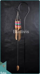 Colourfull Bamboo Wind Chimes