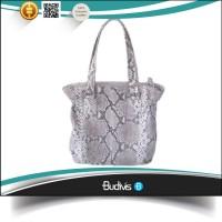 100% Genuine Exotic Python Skin Handbag