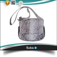 2016 100% Genuine Exotic Python Skin Handbag