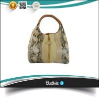 2016 Bali Guaranteed 100% Genuine Exotic Python Skin Handbag
