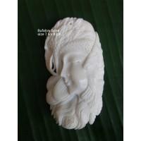 Affordable Bali Spirit Bone Carved Natural Pendant