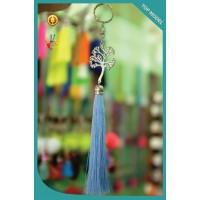 Art Tree Tassel Keychain