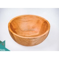 Wooden Bowl Big
