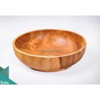 Wooden Bowl Big Short