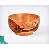 Wooden Bowl Noodles Medium